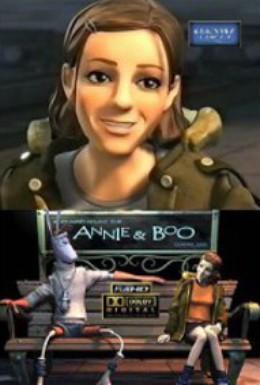 Постер фильма Анни и Бу (2004)