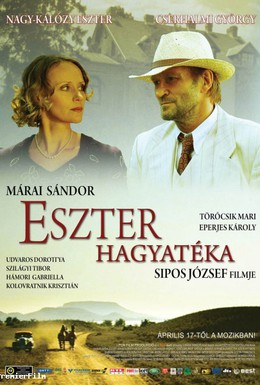 Постер фильма Наследство Эстер (2008)