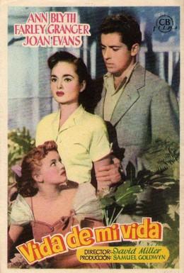 Постер фильма Очень личное (1950)
