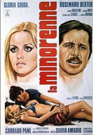 Несовершеннолетняя (1974)