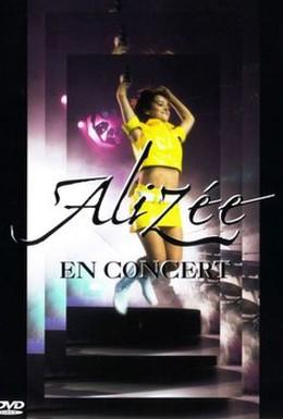 Постер фильма Alizée en concert (2004)