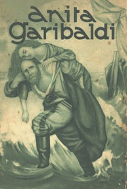 Постер фильма Анита Гарибальди (1910)