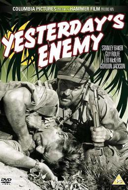 Постер фильма Вчерашний враг (1959)