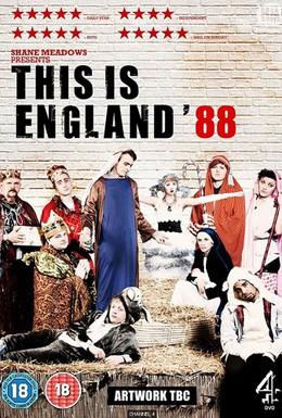 Постер фильма Это – Англия. Год 1988 (2011)