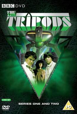 Постер фильма Триподы (1984)