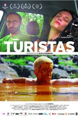 Постер фильма Туристы (2009)