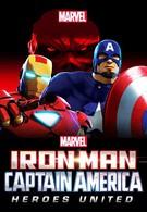 Железный человек и Капитан Америка: Союз героев (2014)