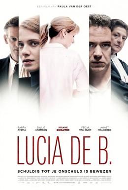 Постер фильма Люсия де Берк (2014)