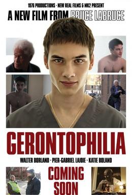 Постер фильма Геронтофилия (2013)