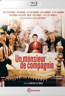 Постер фильма Месье составит вам компанию (1964)