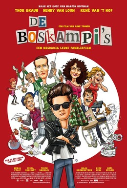 Постер фильма Семья Боскампи (2015)