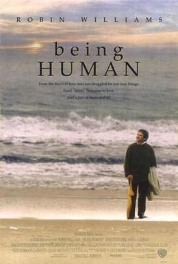 Постер фильма Быть человеком (1994)