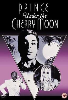 Постер фильма Под вишневой луной (1986)