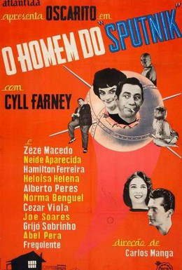 Постер фильма Человек со спутником (1959)