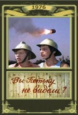 Постер фильма Вы Петьку не видели? (1975)