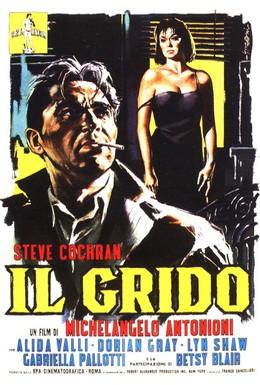 Постер фильма Крик (1957)