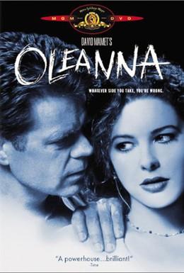 Постер фильма Олеанна (1994)