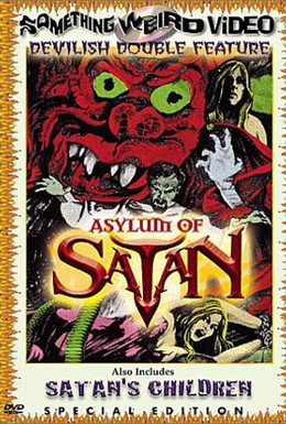Постер фильма Убежище сатаны (1972)