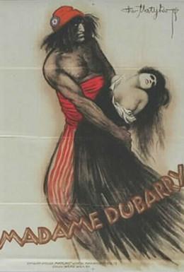 Постер фильма Мадам ДюБарри (1919)