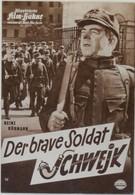 Бравый солдат Швейк (1960)