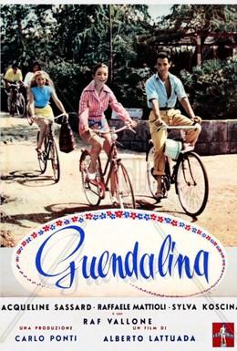 Постер фильма Гуэндалина (1957)