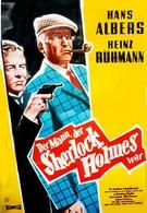 Человек, который был Шерлоком Холмсом (1937)
