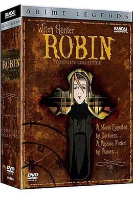Постер фильма Робин – охотница на ведьм (2002)