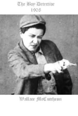 Постер фильма Мальчик-детектив (1908)