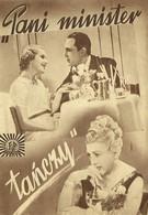 Госпожа Министр танцует (1937)
