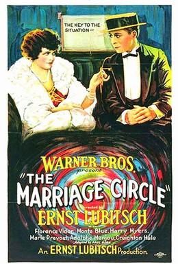 Постер фильма Брачный круг (1924)