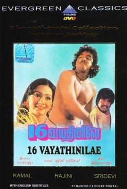 Постер фильма В шестнадцать лет (1977)