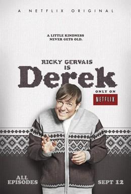 Постер фильма Дерек (2012)
