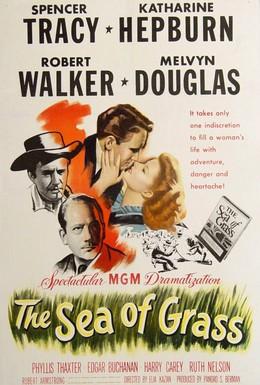 Постер фильма Море травы (1947)