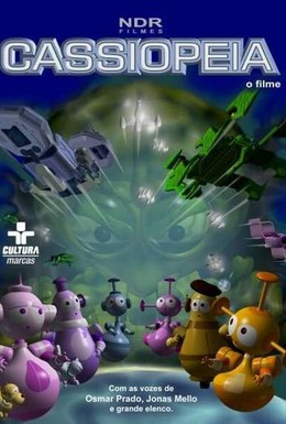 Постер фильма Кассиопея (1996)
