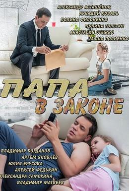 Постер фильма Папа в законе (2013)