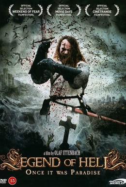 Постер фильма Легенда ада (2012)