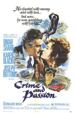 Постер фильма Преступление и страсть (1976)