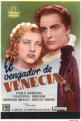 Постер фильма Венецианский палач (1941)