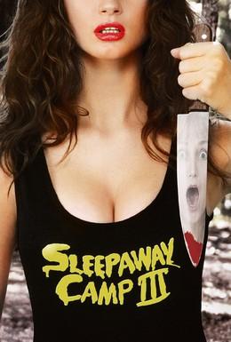 Постер фильма Спящий лагерь 3: Безлюдная территория (1989)