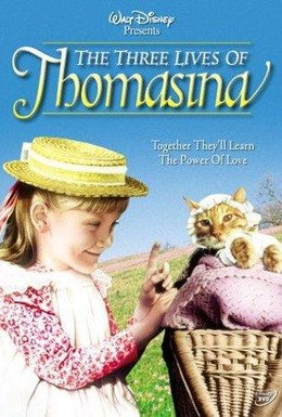 Постер фильма Три жизни Томазины (1963)