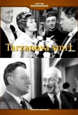 Постер фильма Смерть Тарзана (1963)