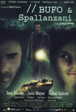 Постер фильма Буфо и Спалланзани (2001)