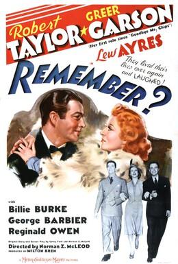 Постер фильма Ты помнишь? (1939)