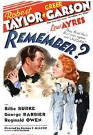 Ты помнишь? (1939)
