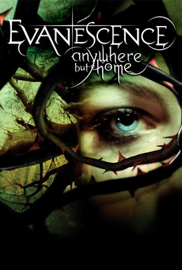 Постер фильма Evanescence: Anywhere But Home (2004)