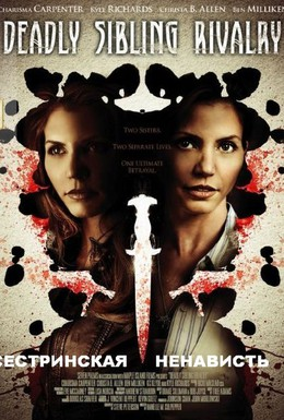 Постер фильма Сестринская ненависть (2011)