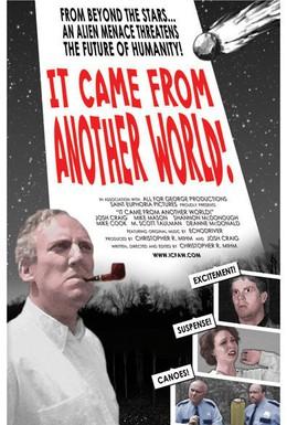 Постер фильма Оно пришло из другого мира (2007)