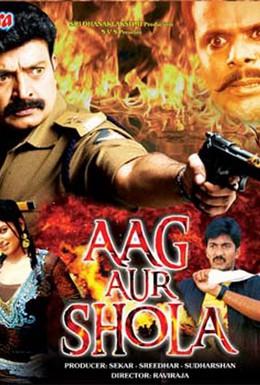 Постер фильма В пылу огня (2001)
