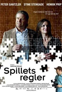 Постер фильма Правила игры (2008)