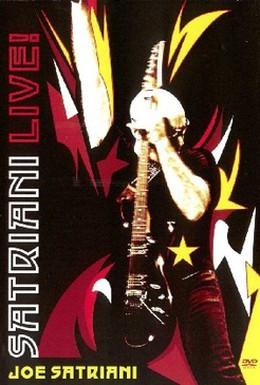 Постер фильма Джо Сатриани - Satriani Live! (2006)